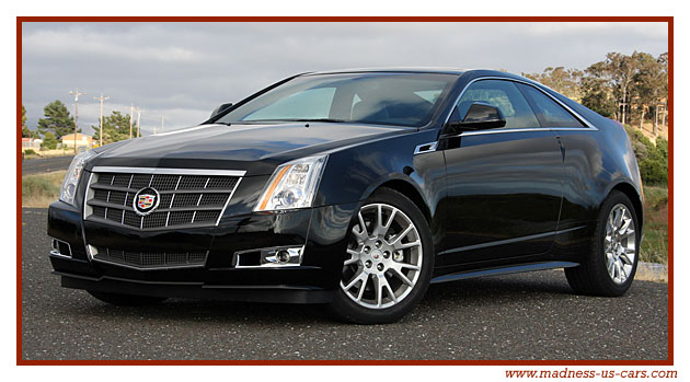 cadillac cts coup 2011. Black Bedroom Furniture Sets. Home Design Ideas