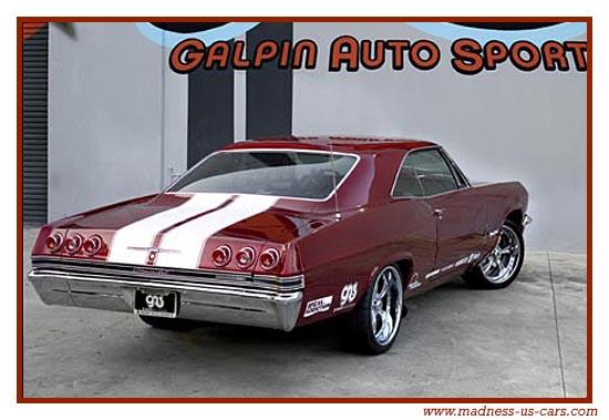 chevrolet impala 1965 bio diesel. Black Bedroom Furniture Sets. Home Design Ideas