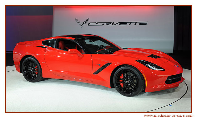 chevrolet corvette c7 stingray 2014. Black Bedroom Furniture Sets. Home Design Ideas