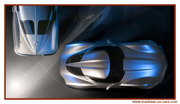 Chevrolet Corvette Stingray Concept Wallpaper. Popped up,chevrolet corvette