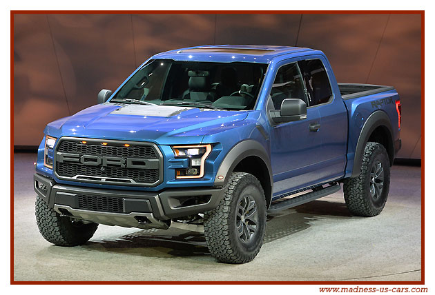 ford raptor 2017 prix neuf blog sur les voitures. Black Bedroom Furniture Sets. Home Design Ideas