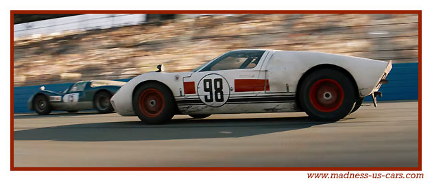 Le Mans 66 , Ford VS Ferrari
