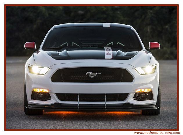 Mustang Gt Apollo Edition 2015
