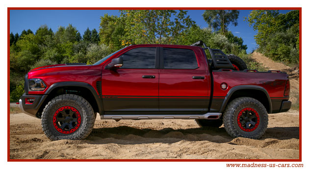 ram 1500 rebel trx concept. Black Bedroom Furniture Sets. Home Design Ideas