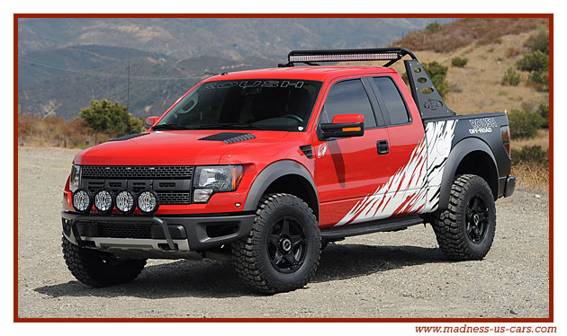 roush f 150 raptor. Black Bedroom Furniture Sets. Home Design Ideas