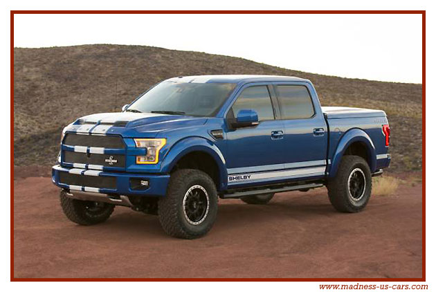Shelby F150 2016