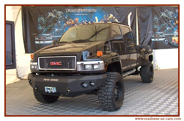 gmc ironhide
