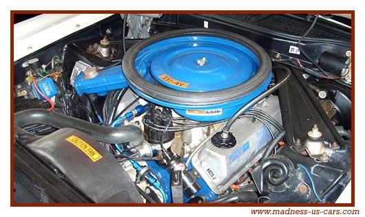 1969 Ford Mustang Boss 429 >> L'histoire des Mustang Boss de 1969 à 1971