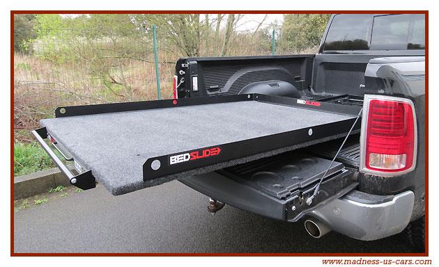 Bedslide Dodge Ram on 02 F150 Quad Cab