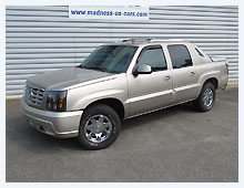 Cadillac Escalade EXT GPL 2002