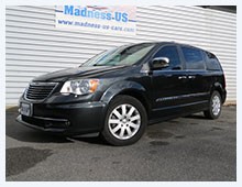 Chrysler Grand Voyager Limited V6 2012