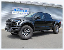 Ford F150 Raptor SuperCrew 2017