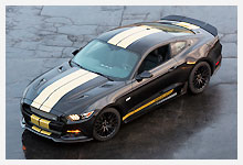 Mustang Shelby GT-H 2016