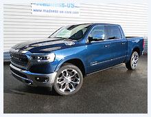 Dodge Ram 1500 Crew Cab Limited 4x4 2019