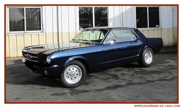 Mustang 64 66 o en acheter anciennes forum for Garage ford la baule