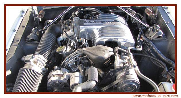 mustang coupé 1965