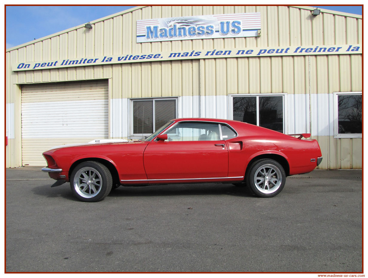 Mustang fa stback 196 9 7