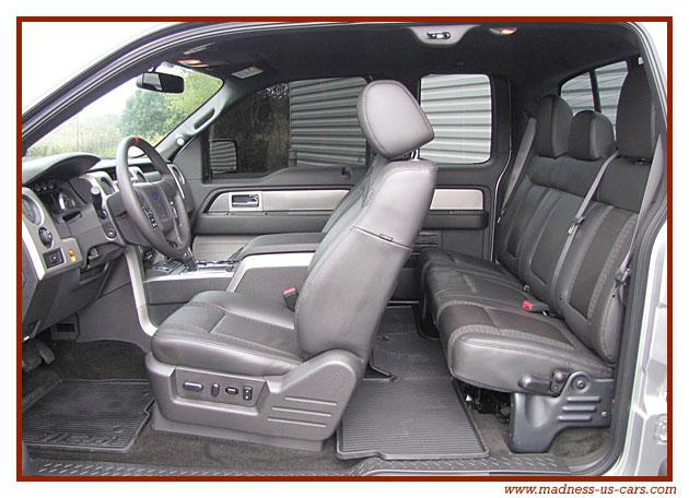 Ford F150 Supercab >> Ford F150 Raptor SVT Supercab 2012