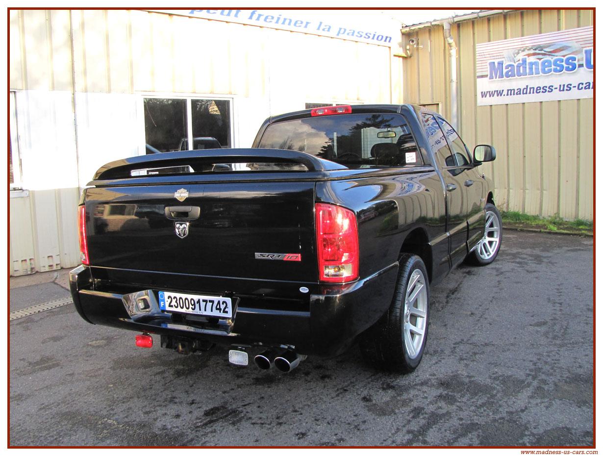 Dodge Ram Srt 10 2006 En France V10 8 3l 505 Chevaux
