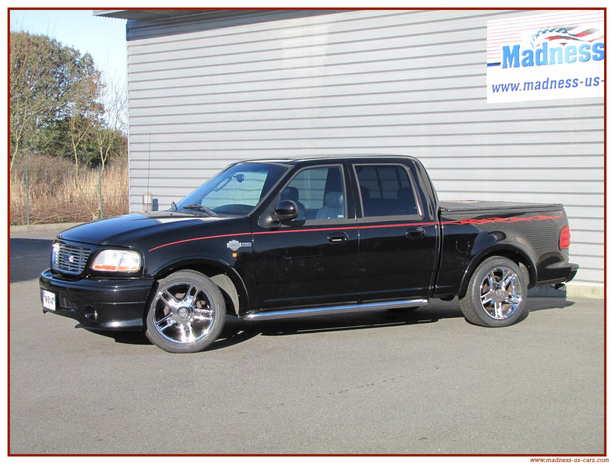 2002 Supercharged Harley Davidson F150 For Sale.html