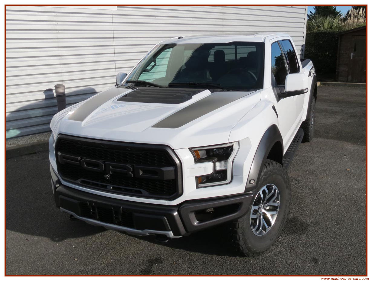 Ford F150 Raptor Supercrew B Amp O 2018