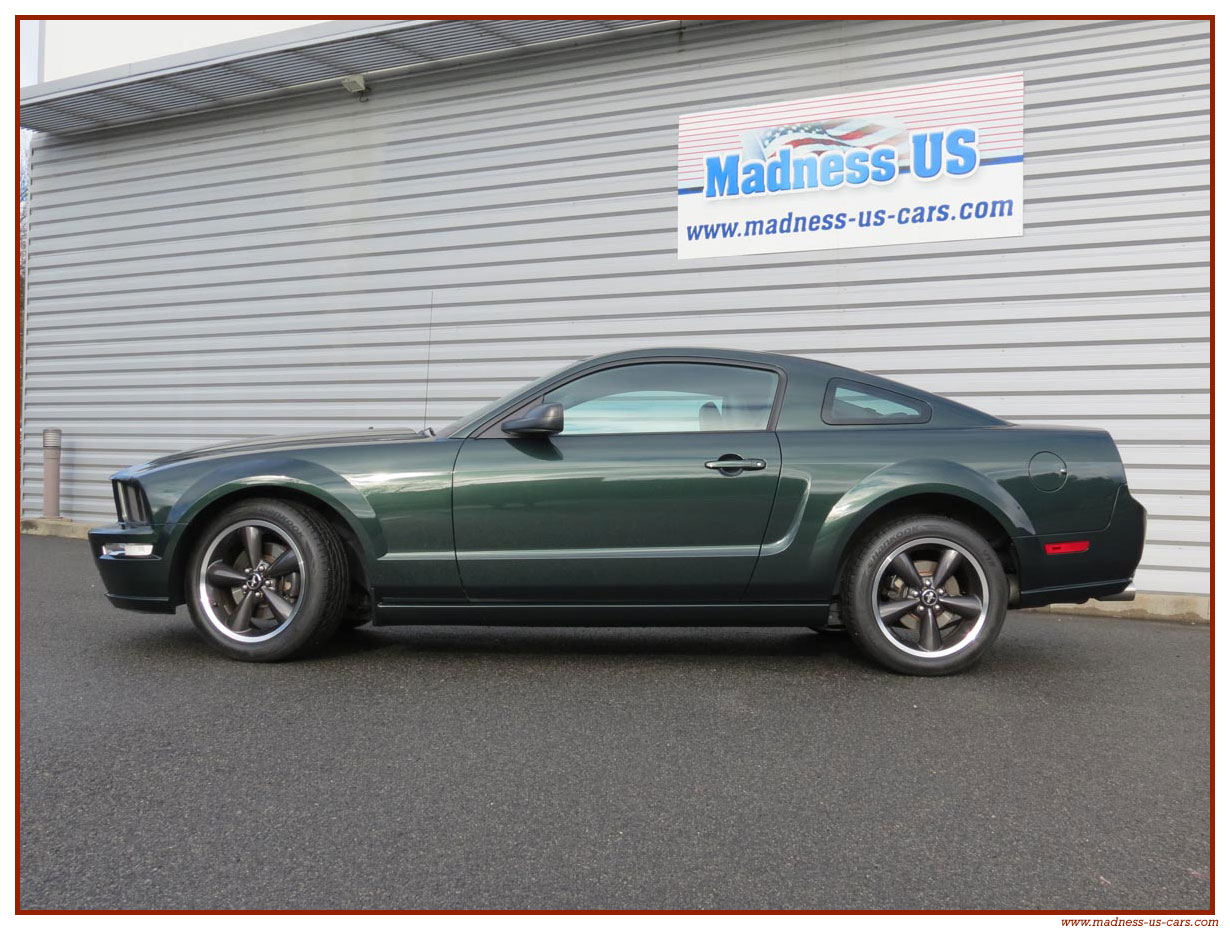 2008 ford mustang gt bullitt car autos gallery. Black Bedroom Furniture Sets. Home Design Ideas