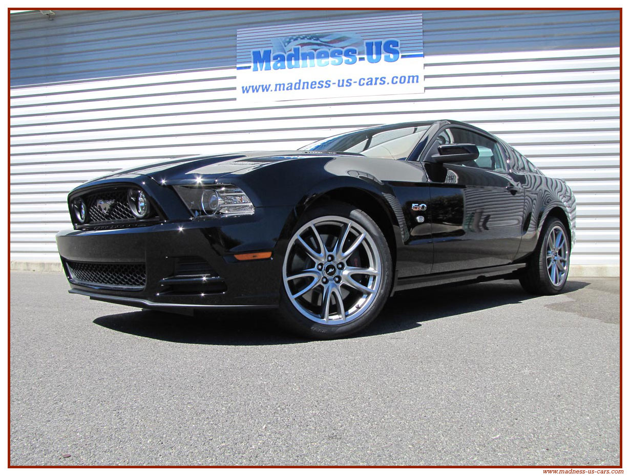 Ford Mustang GT Premium 2014