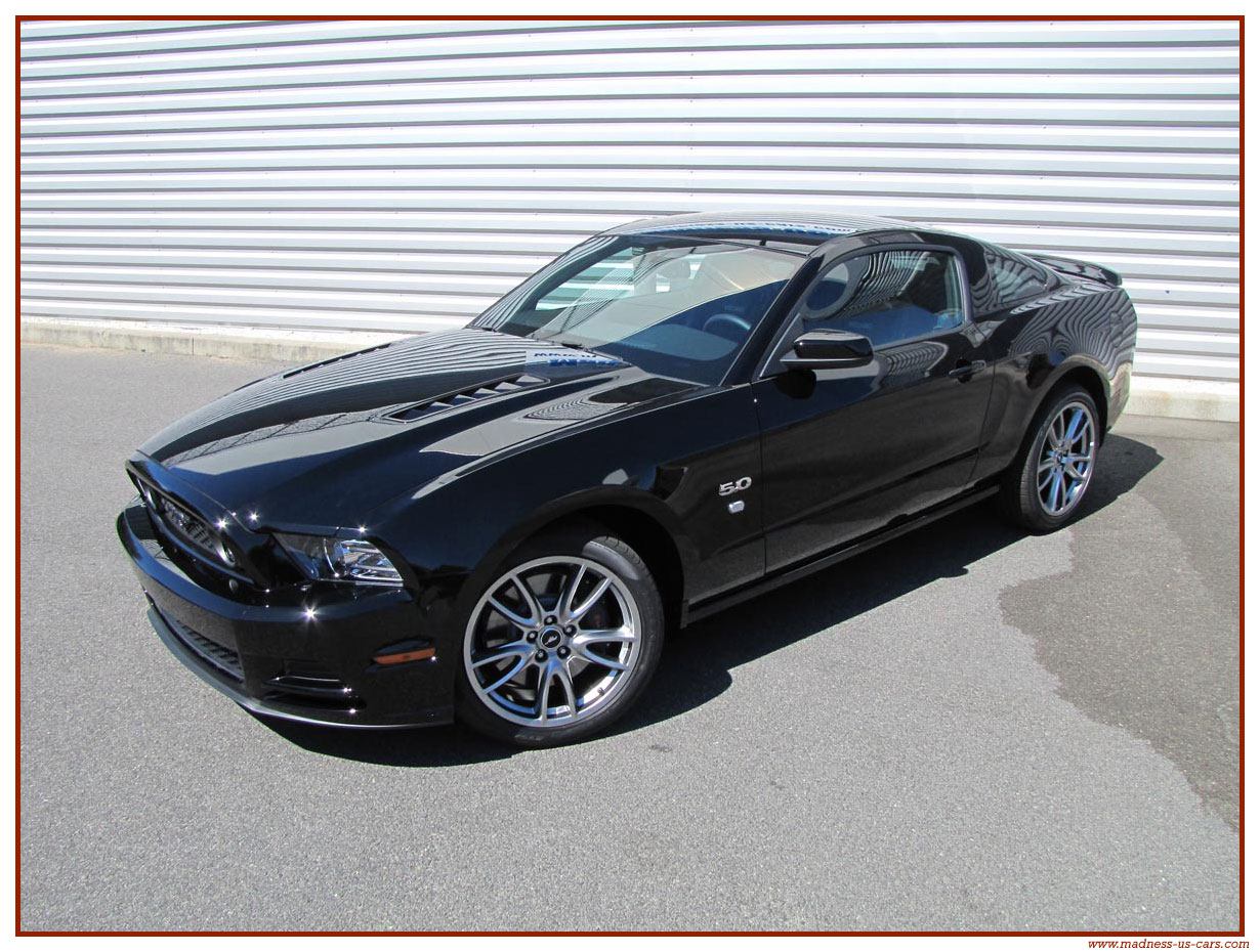 picture of 2014 ford mustang gt premium exterior car. Black Bedroom Furniture Sets. Home Design Ideas