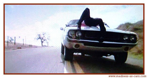 Death Proof Dodge Challenger >> Les courses poursuites de Boulevard de la Mort / Death Proof